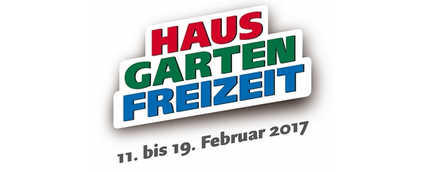 Messe Haus-Garten-Freizeit Leipzig 2017